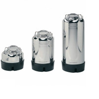 Advantec Pressure Vessel Stainless Steel 304 Wide-Mouth