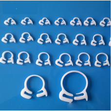Hose Clamp Plastic Polyoxymethylene (POM)- 500 Pieces/PK
