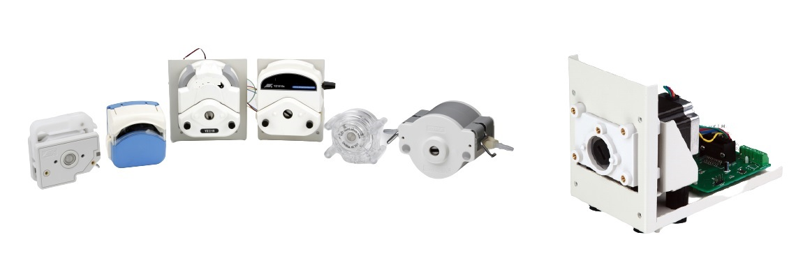 OEM Peristaltic Pump Series