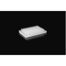 PCR Tubes,  Polypropylene (PP), 125 pcs/Pack