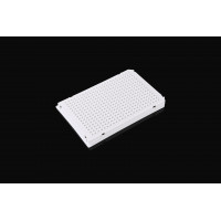 PCR Plates,  Polypropylene (PP), 10 Pcs/Pack, 96 or 384 Wells