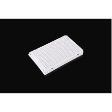 PCR Plates,  Polypropylene (PP), 10 Pcs/Pack, 96 or 384 Wells