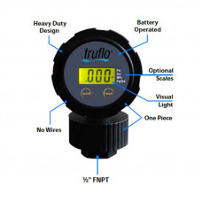 ICON OBS-LC Battery Operated Pressure Gauge