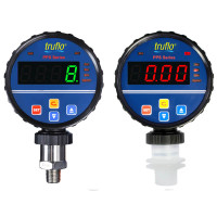 ICON Single Display Pressure Meter PPS, Body Material: PP|PVDF|SS316 OptionsPP|PVDF|SS316