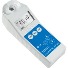 Myron L D-4, Conductivity, Resistivity, TDS, Temperature Digital Dialysate Meters