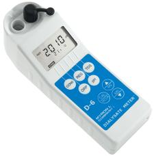 Myron L D-6, Conductivity, Resistivity, TDS, Temperature Digital Dialysate Meters