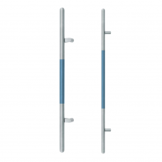24Hr Blue Antimicrobial Surface Coating  For Door Handles, Pull/Push Rod and Bars (Self-Cleaning)