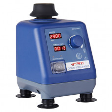 4E's Scientific Bench-top LED Digital Vortex Mixer Speed 0-3000 rpm, Orbital Diameter 6 mm