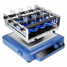 4E's Scientific Laboratory LED Digital 3D Shaker