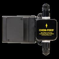 Bluewhite C-600P CHEM-FEED Diaphragm Metering Pump, Max. Pressure 125PSIG