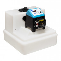Bluewhite STAR SYSTEM with A1A Acid and Liquid Chlorine Feeder, Output 0.01-100 GPD