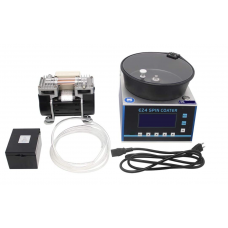 Laboratory  Programmable Compact Spin Coater EZ4S Model Including Oil-Free Vacuum Pump, 110/230VAC