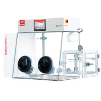 Acrylic α-650A Glove Box Auto Purging and Gas Purification