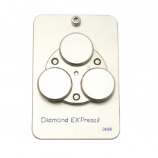 ST Japan Diamond Compression Cell for FTIR-Spectrometers