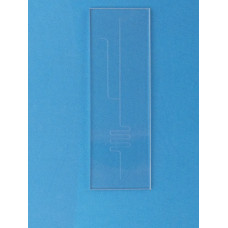 Glass  Microfluidic Chip,  T-Junction
