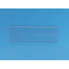Glass Microfluidic Chip, Flow-Focusing