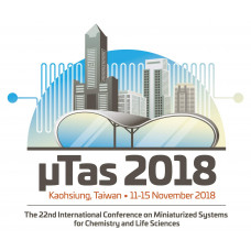 22nd International Conference MicroTAS  in Taiwan from 11-15th Nov 2018