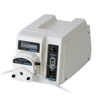 Peristaltic Pump, Flow Rate 70 μL/min - 1140 mL/min, Dual Channels -BT300-2J