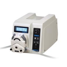 Peristaltic Pump, Dispensing  Volume 0.01 mL - 9.99 L, Maximum Flow Rate 500 mL/min, Maximum 4 Channels -BT100-1F