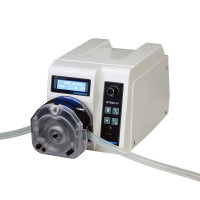 Peristaltic Pump Dispensing Volume 0.1 mL-99.9 L Maximum Flow Rate 6000 mL/min Maximum 3 Channels -WT600-1F