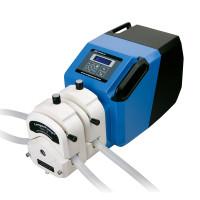 Peristaltic Pump, Industrial, Max 2 Channels -WT600-4F