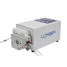 Peristaltic Pump L100-1E, Flow Rate 0.2uL/min - 380 mL/min, Resolution 0.1 rpm,  Maximum 2 Channels