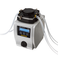 Peristaltic Pump, Flow Rate 5 µL/min - 300 mL/min, 8 Channels, Vertical -LEAD-2