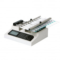 Syringe Pump, Flow Rate 0.831 nL/min - 21.675 mL/min, Infusion/Withdrawal, 10 Channels, LSP10-1B