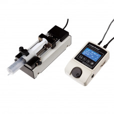 Syringe Pump Programmable, Flow Rate 0.138 µL/min - 52.94 mL/min, Infusion/Withdrawal, TJP-3A/W0109-1B
