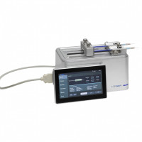 Syringe Pump, dLSP500 Digital Lab Syringe Pump, Flow Rate 0.0007nL/min-57.621mL/min