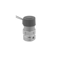 Solenoid Valve Flow Adjustment, Normally Closed, 12VDC, 10-32 Female Thread