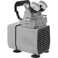 Vacuum Pump (Oil-Free), Portable and Electric Driven, Maximum Vacuum 25.5 inHg