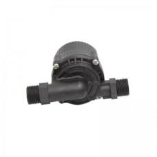 OEM Mini DC Brushless Water Pump, 6-24VDC, Flow Rate 10-30 L/min, Static Water Head 3- 15 m