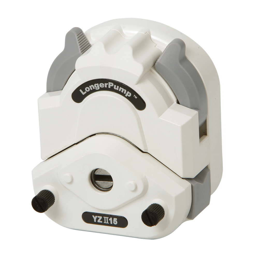 Peristaltic Pump self-Priming Function Dosing Pump Flow Rate Controlled Without Screw Clasp Drip Metering Pump forpharmaceuticals for fine Chemicals